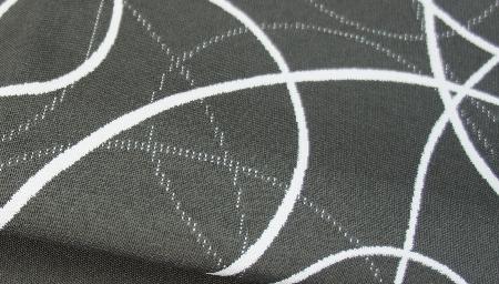 outdoor stof donker grijs cirkel
