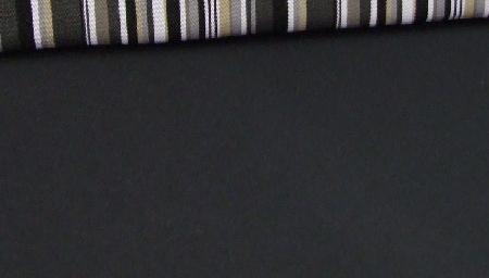 outdoor stof zwart