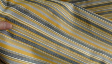 outdoor stof geel