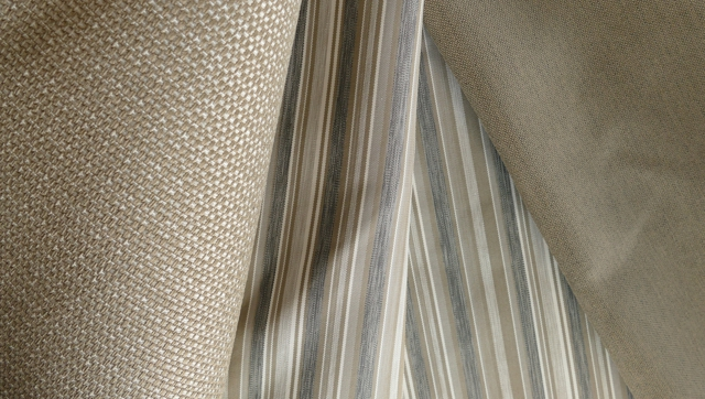 outdoor stoffen taupe